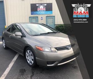 2007 Honda Civic Cpe for Sale in Kissimmee, FL