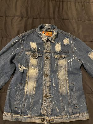 Jean jacket for Sale in Clayton, NC