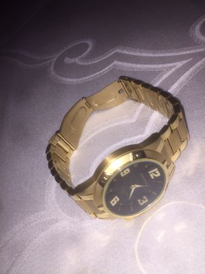 Armitron Men's gold watch for Sale in Woodbridge, VA