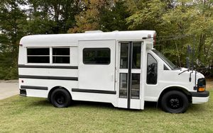 Skoolie / School bus Conversion for Sale in Graham, NC