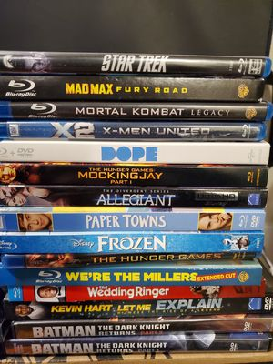 Bulk Blu-Ray movie for Sale in Kent, WA