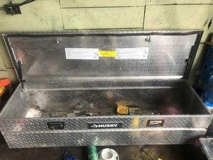 Husky tool box for for Sale in Detroit, MI