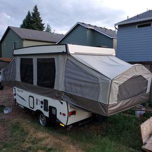 2017 flagstaff mac 205 camper pop up trailer for Sale in Vancouver, WA