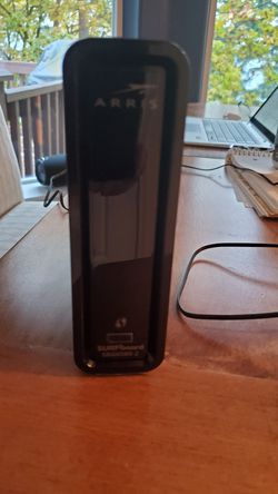 Arris Surfboard SBG6580-2 Comcast Compatible Wifi Cable Modem for Sale in Washougal,  WA