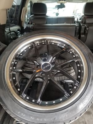 XTX Black Camaro Rims for Sale in Baltimore, MD