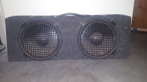 Speaker set/ box for Sale in La Mesa, CA