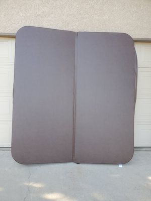 New spa/hot tub cover 78 X 87 for Sale in Fresno, CA