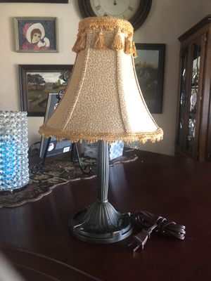 Small table lamp for Sale in Corona, CA