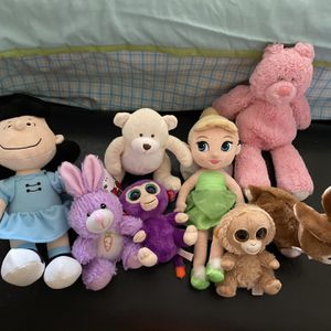 Toys Bundle - Stuffed Animals for Sale in Hollywood, FL
