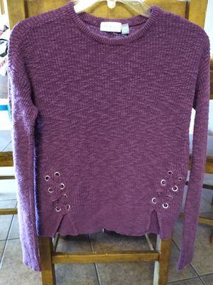 Girl sweater size 10/12 for Sale in Phoenix, AZ