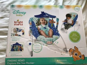 Finding nemo bouncer rocker for Sale in Modesto, CA