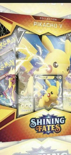 Pokémon Pikachu V Shining Fates for Sale in Lebanon,  TN