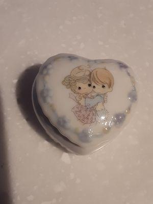 Precious Moments porcelain ring box for Sale in Mesa, AZ