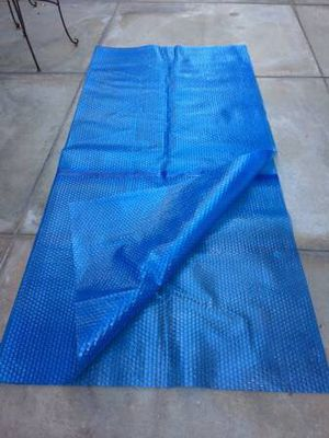 """Blue Solar Pool Cover - 6'10"""" x 7'6"""" - New/Unused for Sale in Los Angeles, CA"""