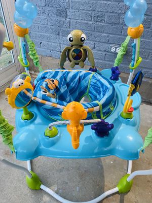Disney Baby Finding Nemo Sea of Activities Jumper for Sale in Temple Hills, MD
