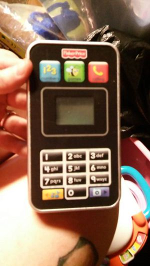 Toy cell phone for Sale in Waterbury, CT