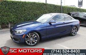2018 BMW 2 Series for Sale in Placentia, CA