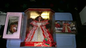 Holiday barbie for Sale in Kirkersville, OH