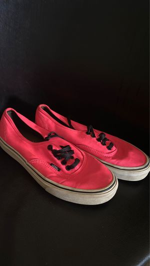 Neon pink hot pink Vans for Sale in Miami, FL