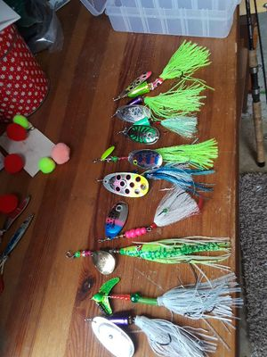 Fishing lures for Sale in Vancouver, WA