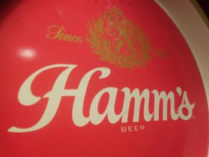 Vintage 1970's Hamms Beer Tray for Sale in Parkston, SD