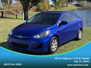 2013 Hyundai Accent for Sale in Haines City, FL