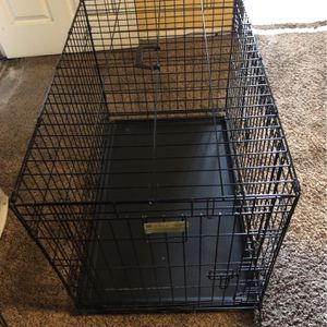 Dog Crate Double Door for Sale in Houston, TX