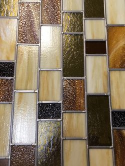 Leaded Glass Panel for Sale in Cleveland,  OH