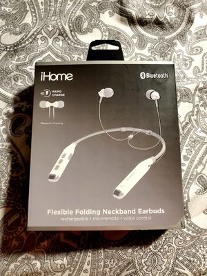 Ihome bluetooth headphones for Sale in Vancouver, WA