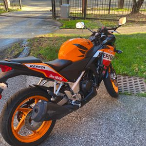 2013 Honda Repsol 200cc Motorcycle (red-black-orange and White ) for Sale in Washington, DC