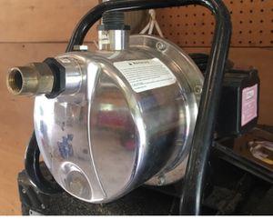 Portable Pump 1 horsepower for Sale in Roanoke, VA