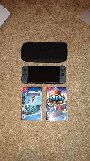Nintendo Switch with 2 Games for Sale in Lynnwood, WA