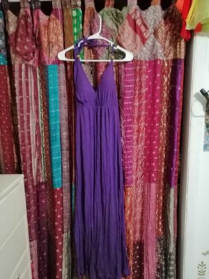 CUTE BOHO HALTER TOP W/PADDING LONG DRESS for Sale in Jacksonville, FL