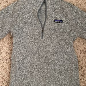 Small Grey Patagonia 1/4 Zip Up for Sale in Raleigh, NC