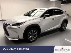 2016 Lexus NX 200t for Sale in Stafford, TX