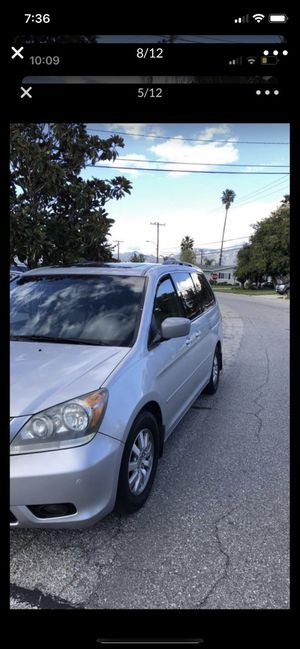2010 Honda Odyssey touring for Sale in Moreno Valley, CA