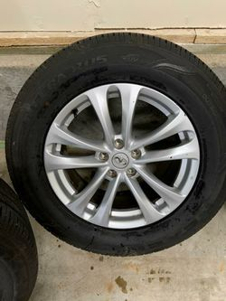 Infinity wheels and tires for Sale in Hillsboro,  OR