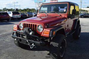 1999 Jeep Wrangler for Sale in Tampa, FL