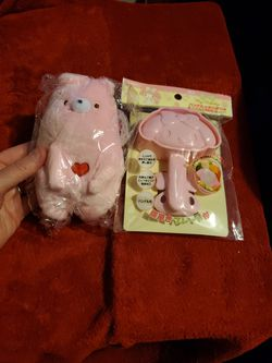My Melody Rice Shaper And Petanto Plushie for Sale in Smithfield,  RI