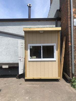 Guard Shed, Ticket Booth, She Shed for Sale in Detroit, MI