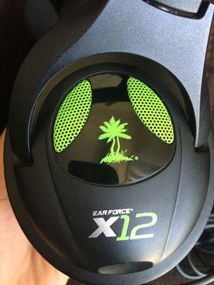Turtle beach headset for Sale in Aspen Hill, MD