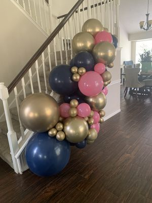 Balloons garland for Sale in Houston, TX