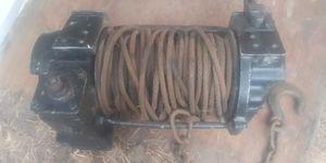 PTO drive big rig winch for Sale in WA, US