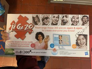 Jigazo puzzle game for Sale in Upland, CA