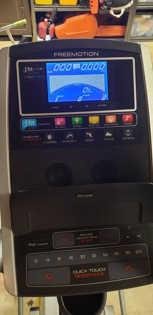 Freemotion elliptical for Sale in Tigard, OR