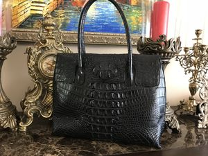 Crocodile leather bag for Sale in Sarasota, FL
