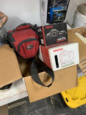 Cameras; Pentax DSLR & Canon point n' shoot for Sale in Los Angeles, CA