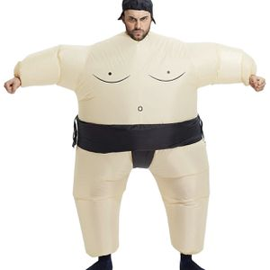 New Inflatable Adult Sumo Costume One Size Fits All for Sale in St. Petersburg, FL