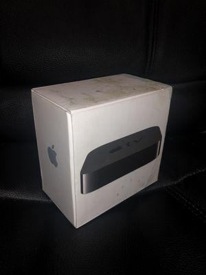 Apple TV 3rd Generation NEVER USED for Sale in Shoreline, WA