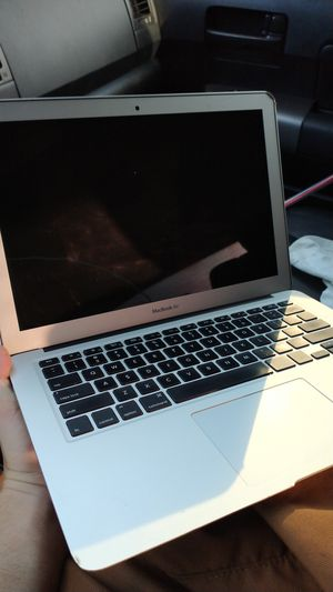 2013 Mac book air for Sale in Valley Center, CA